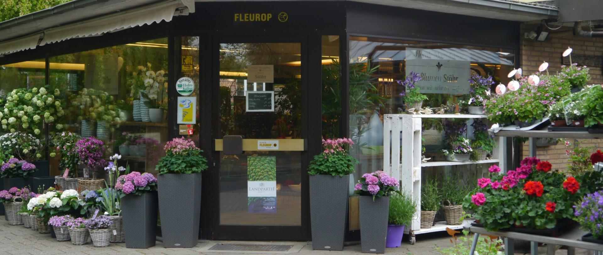 Florale Manufaktur Blumen Stöhr